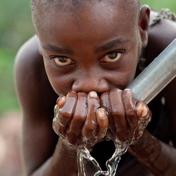 With your help, we're making clean water like this a reality for 2,739 people every single day. http://t.co/Ix6CprCdRC