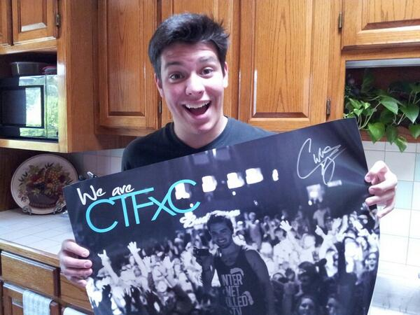 RT @ivanthepenguin: JUST ARRIVED AND SO HAPPY :D  Thank You @CharlesTrippy http://t.co/2gL9RI58l8