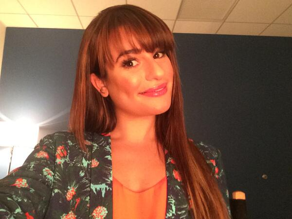 Let's chat with @msleamichele. #AskLeaMichele http://t.co/JltXeWHjxW
