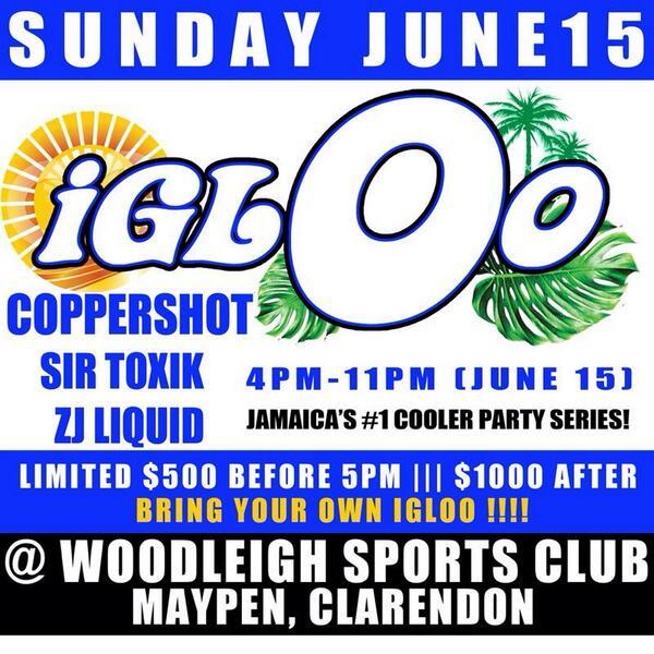 Next igloo Maypen in Ja June 15 then Florida July 6. The tour continues @IGLOO_series @IglooFlorida @Ron_DARK_Burke http://t.co/9W4DRi6hm2