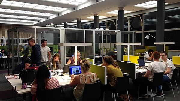 'Forget 24-hour drinking; students want 24-hour libraries' http://t.co/FzDE96RfOB (via @BBCNews) http://t.co/qnXLEJvnCT