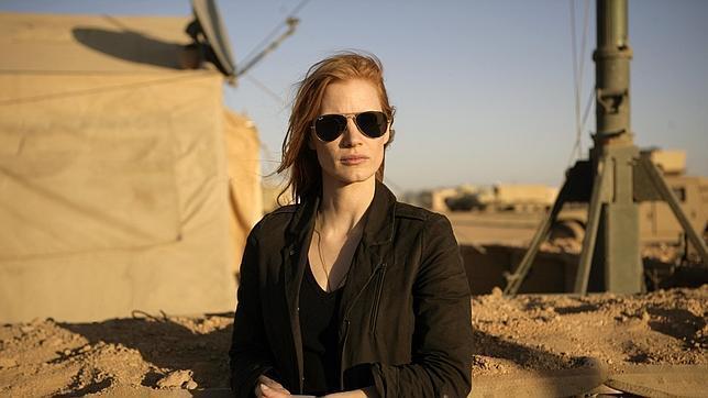 RT @XabiAlonso: Voto a favor. ?@condensadorfl: Jessica Chastain negocia protagonizar la segunda temporada de 'True Detective' http://t.co/J?