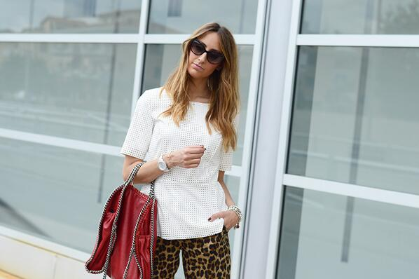 L e o p a r d M o o d (http://t.co/DoFoGcKufY) #ootd #lookoftheday #fashion #fashionblogger #fashionblog http://t.co/pGdhUmOBms