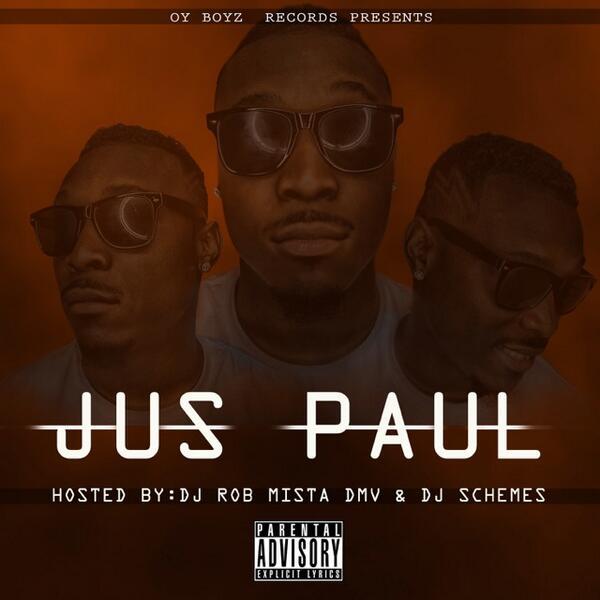 [Mixtape] Jus Paul - Jus Paul :: #GetItLIVE! http://t.co/RWlnJwy1lC @IndyTapes @TargetSquad @DJSchemes @JusPaul202 http://t.co/xK0OZGzc73