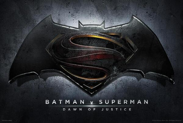 BREAKING: Batman vs. Superman is officially titled Batman v Superman: Dawn of Justice http://t.co/mAH3DqHsGZ http://t.co/5EDHHgzYDz