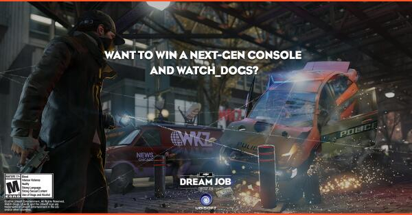 Take a shot at a Gamer Prize Package with a next-gen console & 2 Ubisoft games. Get Your Edge http://t.co/QNsCDeinFd http://t.co/5wVGfMZUre