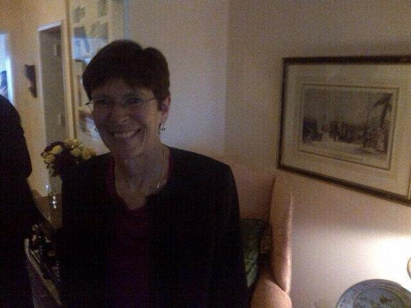 Met Joan Donoghue, USA candidate for reelection to International Court