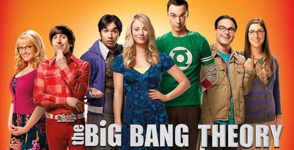 Y la serie más vista en Estados Unidos en 2013/14 es otra vez 'The Big Bang Theory'  http://t.co/Fv69i7aS6o http://t.co/89qZlBZBly