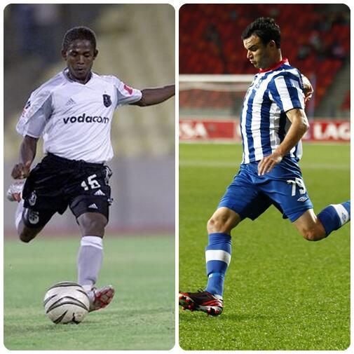 Lekoeleaa RT @OfficialPSL: Who is the KING of scoring free-kicks between Lekoelea & Sheppard? #TBT http://t.co/g0V6gyROgV