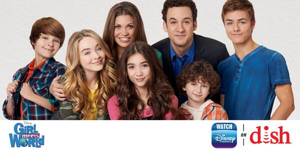 Girl Meets World premieres on Disney Channel on 6/27, but you can check out the first ep. here http://t.co/7cf0SpwOdZ http://t.co/PUZlgKmYMe