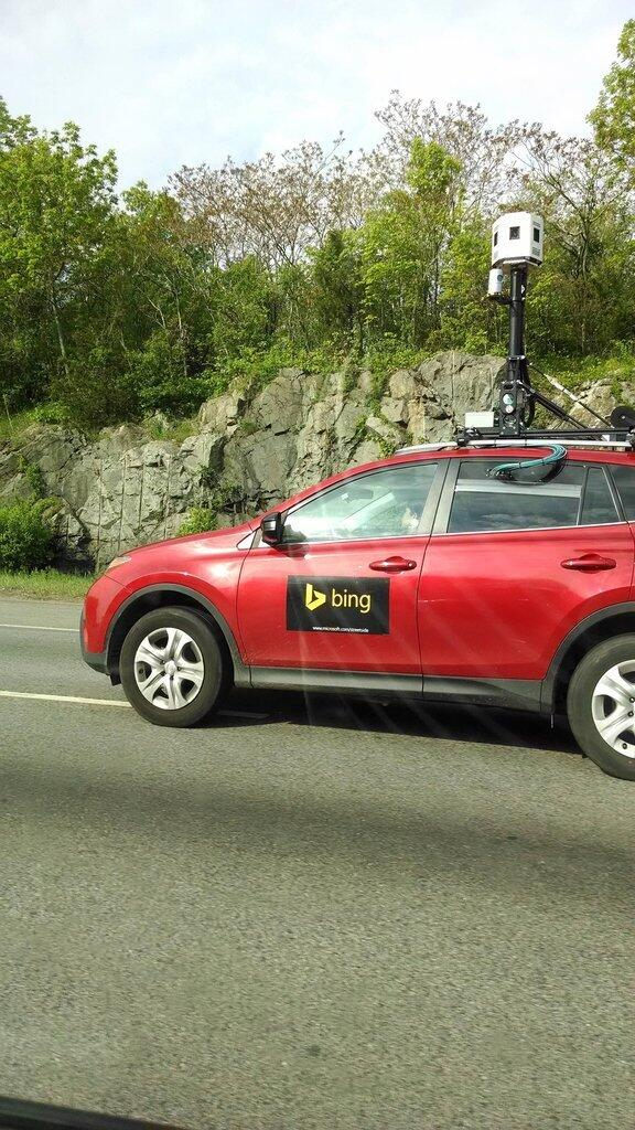Bing Cars Exist And Theyre Like The Ugly Cousin Of Google Cars