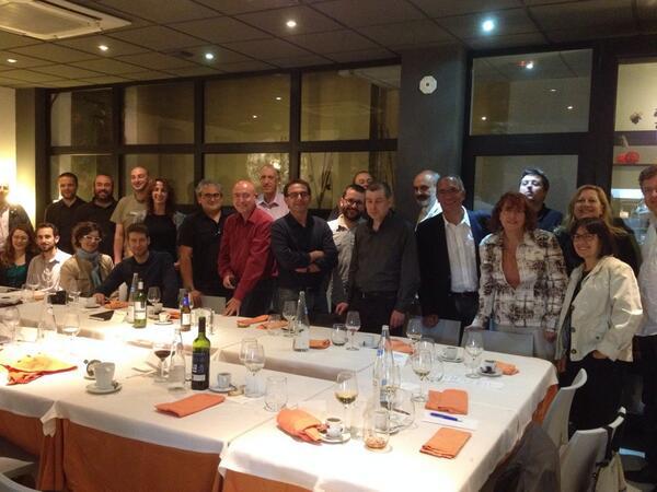 Per a la posteritat. 1r #trinxat a #Girona amb @jmtresserras http://t.co/86wQy61gG0