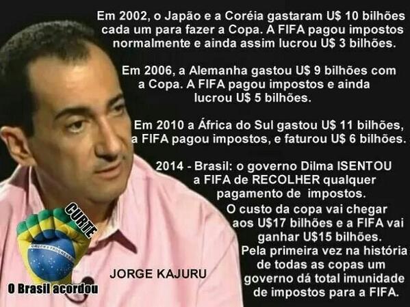 """@nascimentoctba: PT LULA DILMA A COPA DAS COPAS http://t.co/xr1Osjsbcq"""