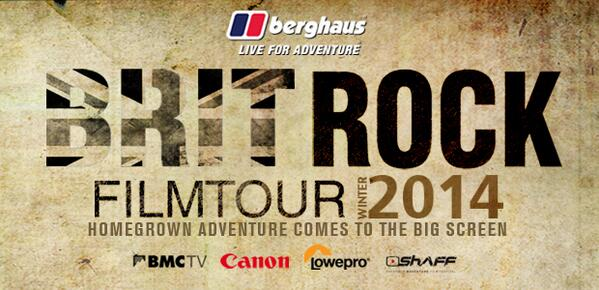 Announcing this year's big 2014 film project #britrockfilmtour @TheRealBerghaus @Team_BMC @LoweproUK @CanonUKandIE http://t.co/yj3vkMC5eM