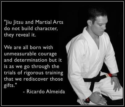Thanks man RT @CorvosBJJ: #Corvos #Bjj #MMA #quote #ricardoalmeida @almeidabjj http://t.co/QHv7vukoBO