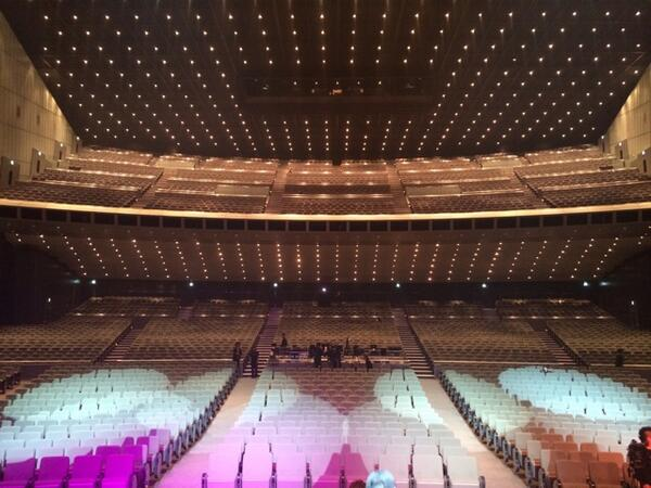 「DAICHI MIURA LIVE TOUR 2014 -The Entertainer-」全21公演が本日の東京国際フォーラムを以って全て終了しましたー!最高! http://t.co/fxQGIsxdUt