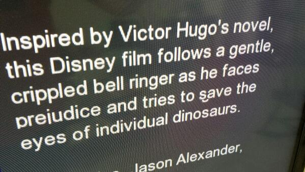 A bug in a Netflix app is creating brilliant, bizarre new films. If only they were real. http://t.co/5x90KBZ2AW http://t.co/MnURRU6es3