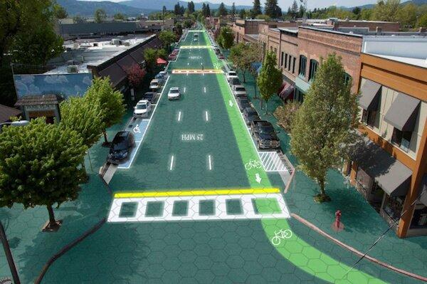 Solar Roadways Could Become the New Smart Grid - http://t.co/g3oO4PgcIx http://t.co/l8JQpgCfhV