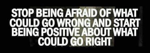 A great message going into the weekend: http://t.co/h4Zctyf5Fl