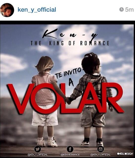 Cambia tu foto de perfil por esta ! Y prepárate a #Volar Mañana  estreno #TeInvitoAVolar con @DjSemaforo 11:30am #CO http://t.co/ZRQ85BQBec