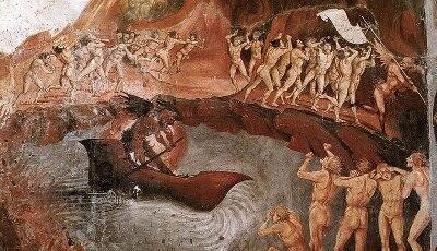 Dante inserì gli Ignavi nell'inferno. Le persone che non scelgono mai. Ricordatevelo domani. http://t.co/YcMYo5xeAx