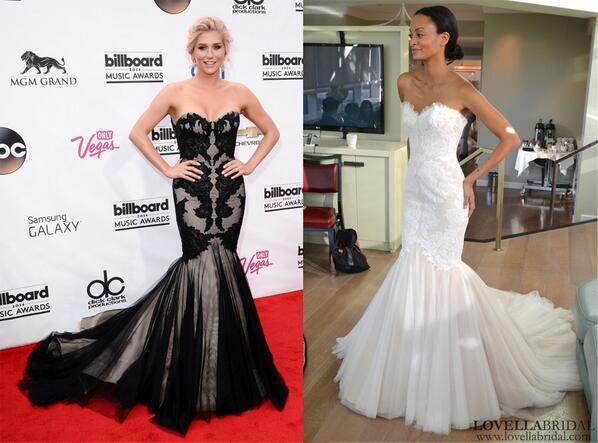Brides, get Kesha's @inesdisanto #redcarpet look: http://t.co/vQ2Fbs1tKH http://t.co/06WXXENNOd