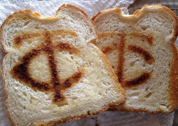 RT @MNCornGuy: Bet all you @Twins fans wish you had a toaster like this. #GoTwins #MN http://t.co/BOi8SswV0R