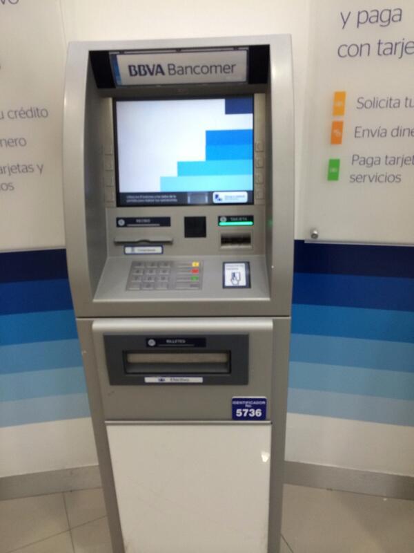 Como retirar efectivo de una tarjeta de credito bancomer for Cuanto dinero se puede sacar del cajero