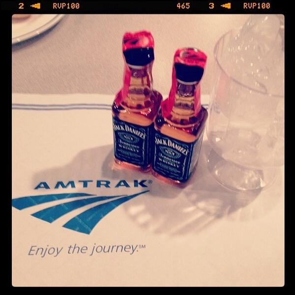 Turn down for what? #AmtrakPerks. http://t.co/7kbFcZ539a