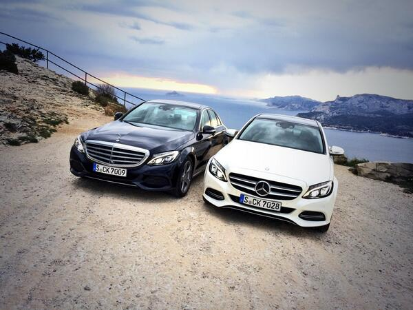 How did you all like the @MercedesBenz #TheNewC review on #CNB today? Justified as the #BabyS? SVP @MercedesBenzInd http://t.co/czjVSzTvPV