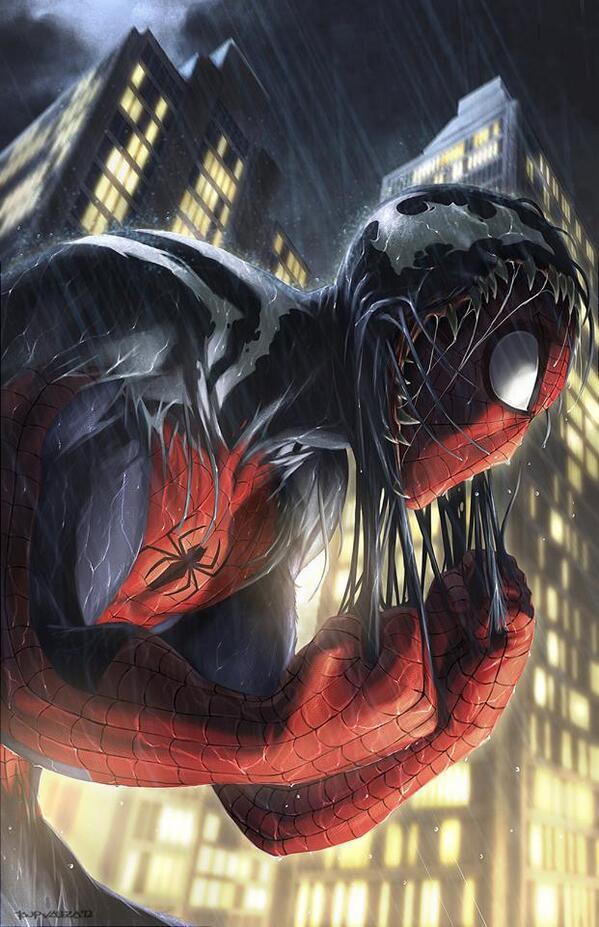 Spider-Man par Brian Joseph P. Valeza   #spiderman #marvel http://t.co/VyzcmwyY86