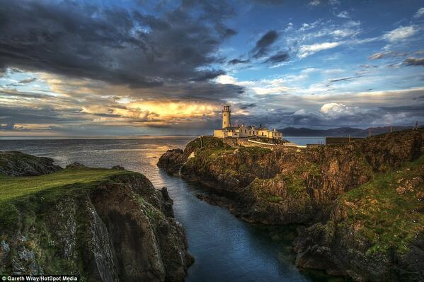Fanad Lighthouse Gareth Wray's photography   http://t.co/dCWAmEvh08 http://t.co/VTxLfdSRIw @wildatlanticway