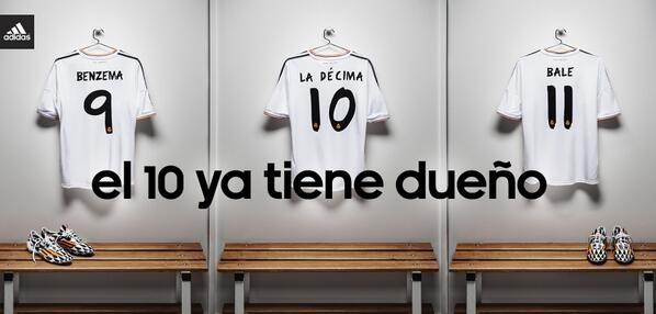 La décima or nothing. #allin or nothing. ¡Enhorabuena @realmadrid! http://t.co/Il1I6qCUcf