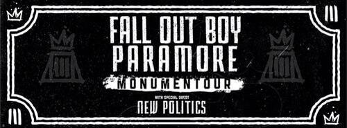 ARE YOU READY?! #MONUMENTOUR  ✌️