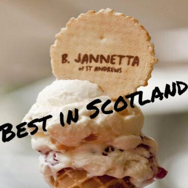 "Congratulations to Jannettas of St Andrews who just won 'Best Ice Cream Shop in Scotland 2014"" - do you agree? http://t.co/tIs3mbfKNI"