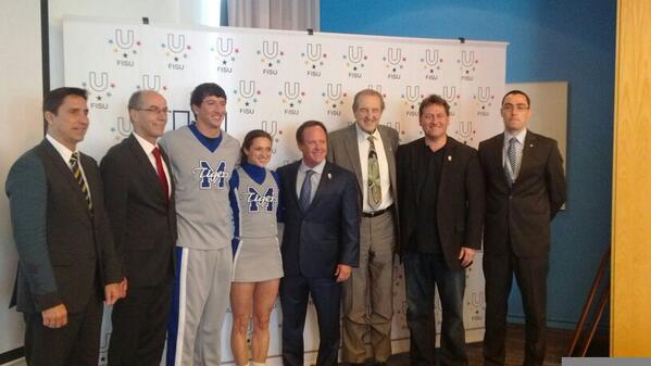 Cheerleading accepted as FISU sport @ICUcheer http://t.co/bad32YWIDP