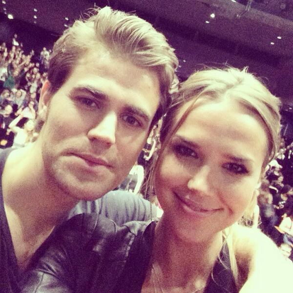 Per your request... #tvd #bmif2 #selfie #tvbff #Q&A @paulwesley http://t.co/FA0Y7gzjek