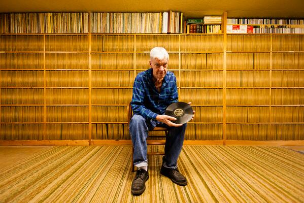 World's most obsessive record collectors - http://t.co/Fork6LntdH http://t.co/xoLX3PtLqT