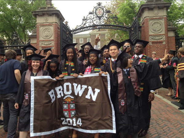 ReTweet & Favorite to Congratulate the Brown University Class of 2014! http://t.co/sDPolFg4CA