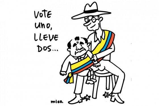 "Una ganga!/""@elespectador: La caricatura de Mico. http://t.co/0PFtENhTkY http://t.co/v7J4OVP1l2"""