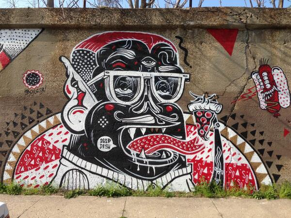 The Yok & Sheryo. Chicago, IL. Thanks for the flick, 3ant6! http://t.co/zqe1XXrQdV http://t.co/CoePolqb6M