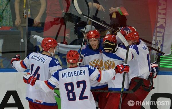 Сборная России по хоккею победила команду Финляндии и ВЫИГРАЛА ЧЕМПИОНАТ МИРА #МыЧемпионы http://t.co/grrQ8Dp7pz http://t.co/1R1w6vbfZ6