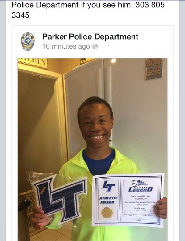 #Missing at risk youth #parkerco last seen mainstreet and Stonehenge http://t.co/vUlXQr02cR