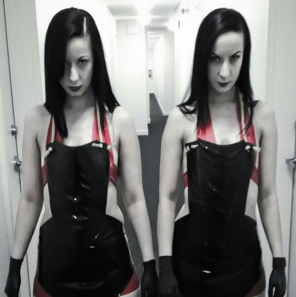 Who's ready for the @twisted_twins to rip up 2014!? @SeeNoEvil2Movie, @ABCsofDeath 2, @VENDETTAthefilm, XX plus more! http://t.co/m0Artih3eQ