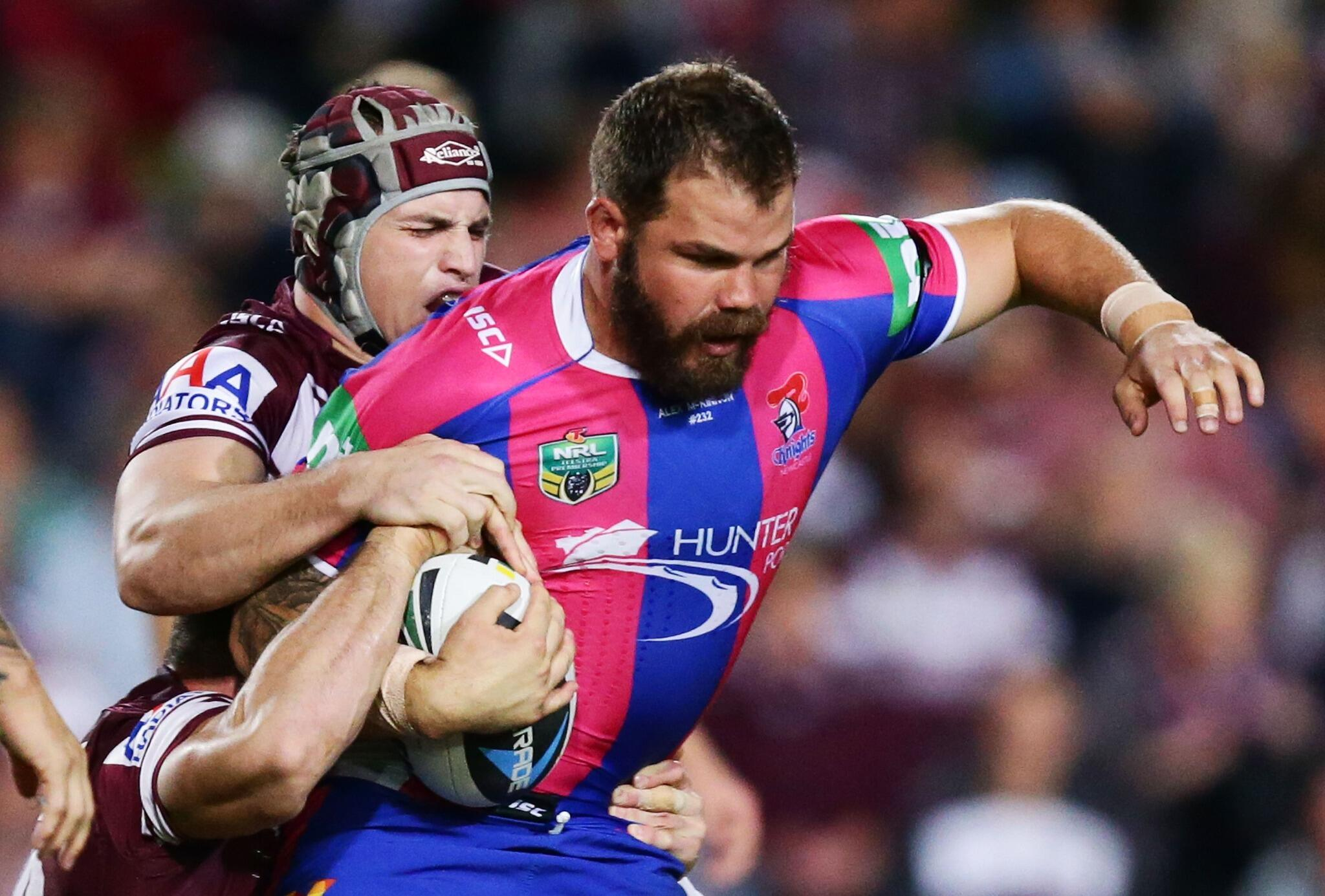 Leeds Rhinos sign Newcastle Knights prop Adam Cuthbertson, 29, on a four-year contract http://t.co/NngiR4LqgP