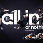 This is how I play my game. Go hard or go home! Gear up for the World Cup! #battlepack #adidas #allin or nothing http://t.co/I4fb2D4Gvh