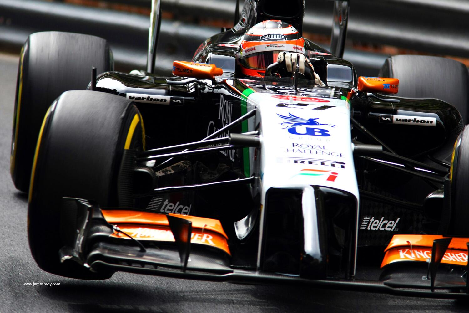 RT @jamesmoy: Great race from @NicoHulkenberg really 'on it' going from 11th to 5th yesterday: http://t.co/lcALmctb08