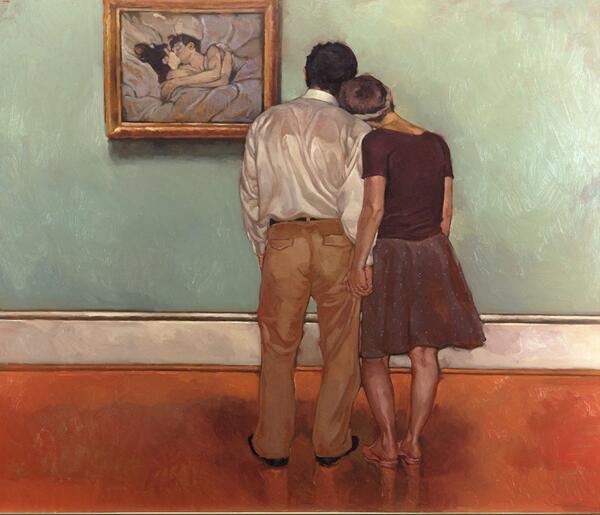 Joseph Lorusso - Lovers & Lautrec http://t.co/Rp8uuXahXK