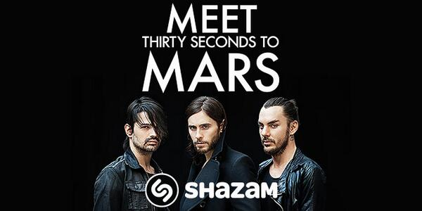 Do YOU want to #MeetMARS? #Shazam #DoOrDie. Right now. http://t.co/Bl4LN5Lpu1