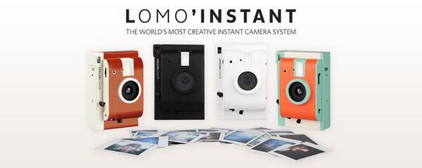 We proudly present you the Lomo'Instant Camera!  Back it on Kickstarter - http://t.co/5yIpygL3XE #instant #instax http://t.co/CCyDO9qiiZ